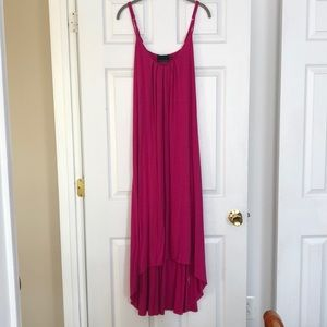 *EUC* Cynthia Rowley Hi-Lo Midi dress